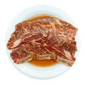 Marinated Sliced Beef Short Rib LA 1lb(454g)