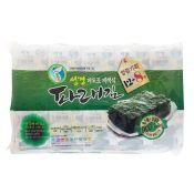 Seasoned Green Laver 2.82oz(80g) 20 Packs