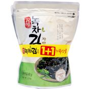Green Tea Seasoned Laver 2.1oz(60g) 1+1 Pack