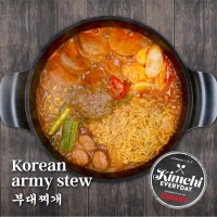 Korean army stew / 부대찌개