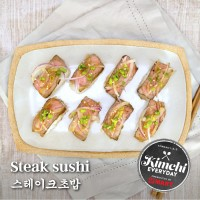 Steak Sushi / 스테이크초밥