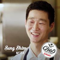 Chef Sungchul Shim at Neta : Bulgogi Teppanyaki / 불고기 철판 구이