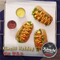 Kimchi Hotdog / 김치핫도그