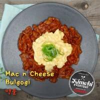 Mac n cheese spicy pork bulgogi / 맥불