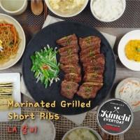 Marinated Grilled Short Ribs / LA갈비