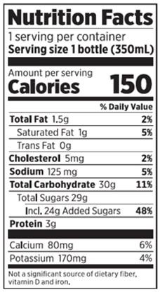 Matcha Milk Tea 11.8 fl.oz(350ml)
